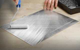 Лаковое покрытие для металла: особенности и преимущества