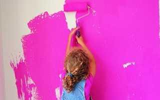 Покраска стен водоэмульсионной краской: подготовка поверхности, выбор краски и пошаговая инструкция по окрашиванию