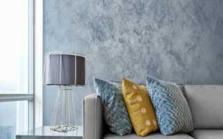 Фактурная краска для стен: состав и характеристика материала, разновидности фактур и способы их нанесения