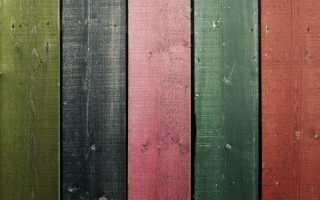 Грунтовка для дерева под покраску: описание, виды, применение