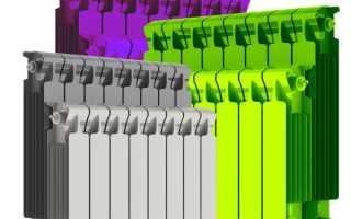 Качественная покраска радиаторов отопления порошковой краской с горячей полимеризацией
