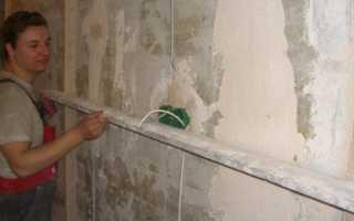 Покраска неровных стен в квартире: технология, советы, сложные моменты и специфика