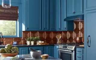 Окрашивание кухонного гарнитура: преимущества способа, виды ЛКМ, технология
