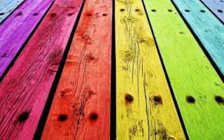Виды акриловых покрытий для древесины