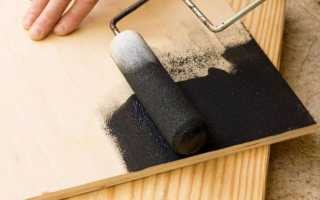 Покраска фанеры: выбор краски, подготовка фанеры и процесс окрашивания