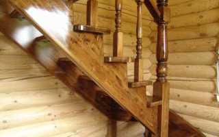 Лак для лестницы из сосны: свойства и технология нанесения