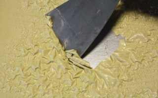 Смывка краски с металла: виды, принцип действия, техника нанесения