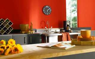 Покраска стен на кухне: выбор краски, пошаговая инструкция и варианты окрашивания