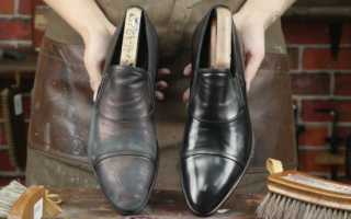 Вторая жизнь обуви: нюансы самостоятельной покраски