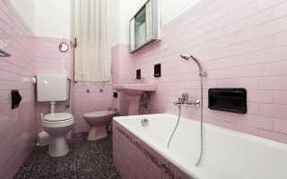 Покраска керамической плитки в ванной, кухне, на полу: выбор необходимой краски, пошаговая технология работ