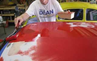 Как правильно покрасить кузов автомобиля с помощью валика: пошаговая инструкция окрашивания