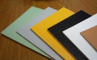 Чем покрасить изделия из ДВП: особенности обработки материала