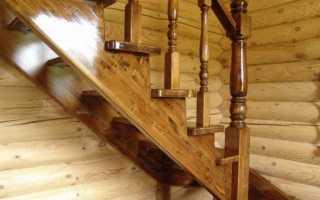 Покраска лестницы из дерева: выбор красящего средства, окраска разных пород дерева, идеи декора