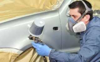 Выбрать электрический краскопульт для покраски авто
