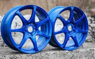Как покрасить диски авто своими руками баллончиком: особенности самостоятельной обработки