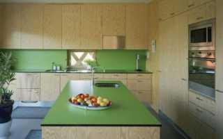 Как покрасить столешницу на кухне