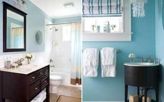Покраска стен ванной комнаты: выбор краски и подготовка поверхности, пошаговая инструкция окрашивания и разные методы