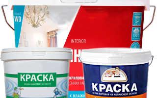 Расход водоэмульсионной краски на 1 м2 стены за 2 раза: вид краски и правила расчета для разных поверхностей