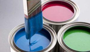 Выбор красок для дверей