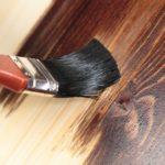 Покраска вагонки внутри помещения: выбор краски и технология нанесения, декоративное окрашивание