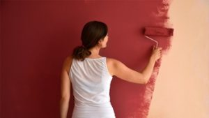 Краска для покраски обоев