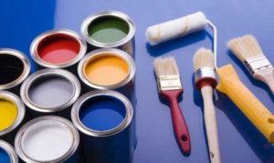 Краски для кирпичной стены