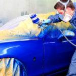 Технология покраски царапин на авто: подготовка поверхности, выбор состава и методы его нанесения