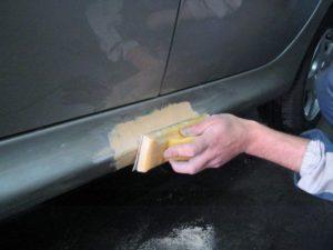 Покраска и ремонт автомобиля