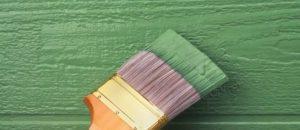 Резиновая краска для деревянных стен
