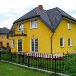 Как рассчитать и от чего зависит расход фасадной краски?