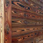 Покраска дерева под старину для имитации антиквариата: секреты декорирования