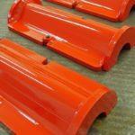 Полимерная краска для металла: понятие, свойства, процесс нанесения