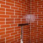 Лак для кирпича: характеристики и использование