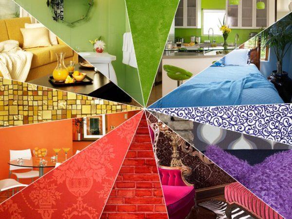 В какой цвет покрасить спальню