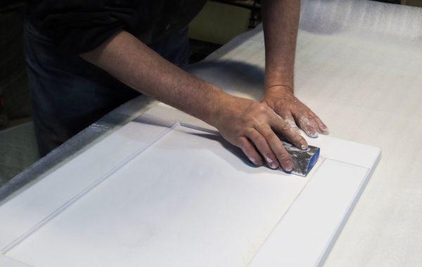 Перед покраской необходимо подготовить поверхность