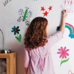 Маркерная краска в детской