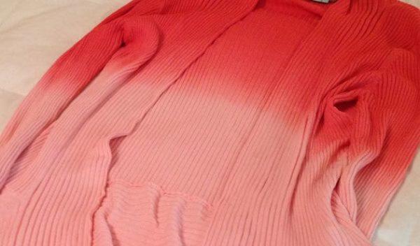 Выцветание цвета одна из причин для покраски одежды
