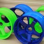 Покраска автомобильных дисков: подбор состава и нюансы обработки