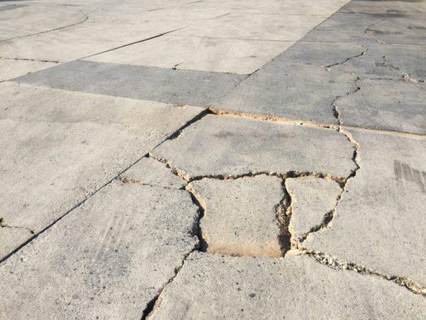 Лак защитит бетон от повреждений