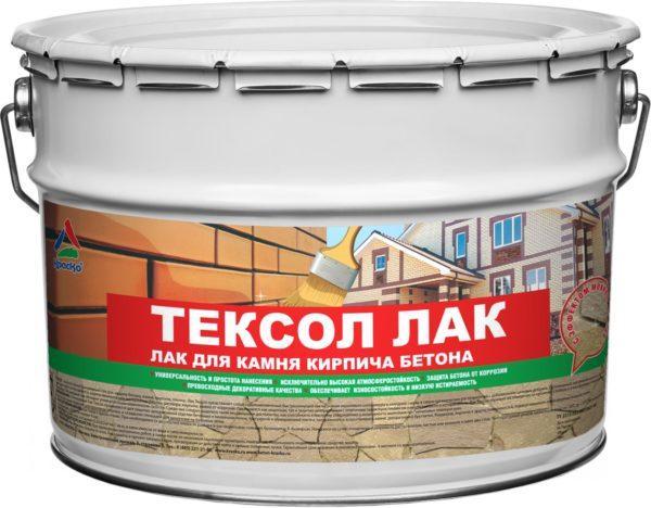 Полимерный лак для бетона