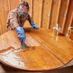 Как снять краску с мебели у себя дома: рекомендации новичкам