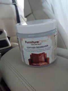 Специальный очиститель и обезжириватель для кожи