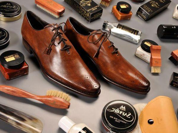 Обувь необходимо очищать после каждого выхода на улицу