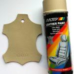 Автомобильная краска для кожи