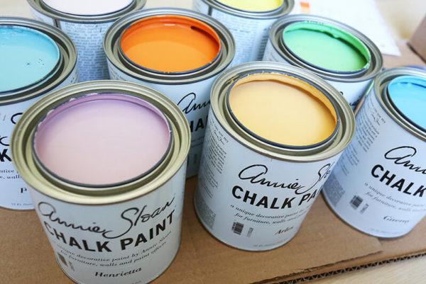 Инструкция приготовления меловой краски у себя дома