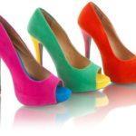 Краска для обуви: средства для кожи, замши и нубука