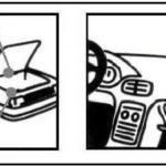 Расположение VIN-кода в моделях Chevrolet