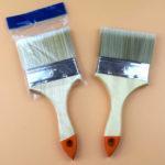 Синтетические кисти для краски
