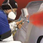 Как выбрать краскопульт для перекраски автомобиля