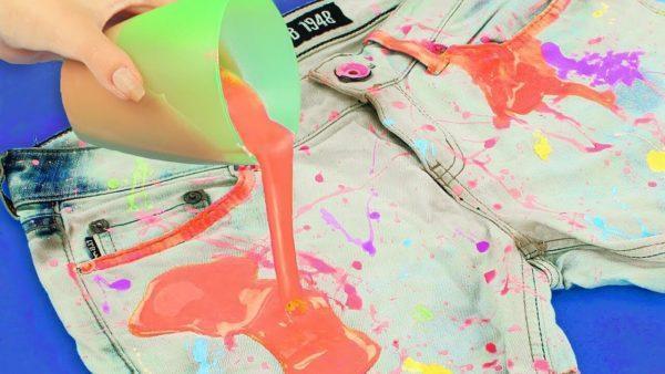 Покраска норковой шубы дома: основные принципы и этапы